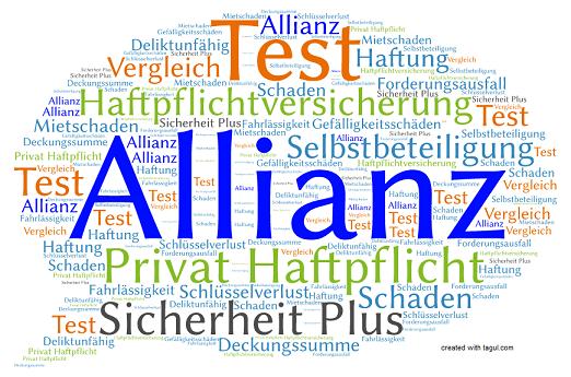 Test Allianz Haftpflichtversicherung Sicherheit Plus