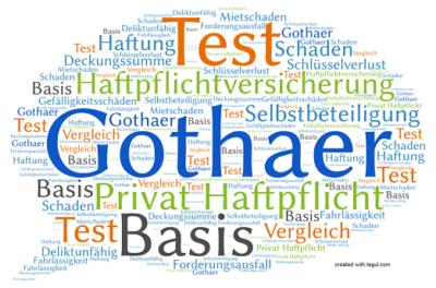 Test Gothaer Haftpflichtversicherung Basis