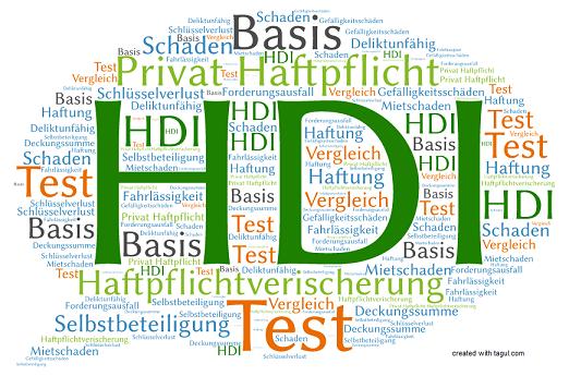 Test HDI Haftpflichtversicherung Basis