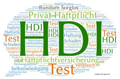 Test HDI Haftpflichtversicherung Rundum Sorglos