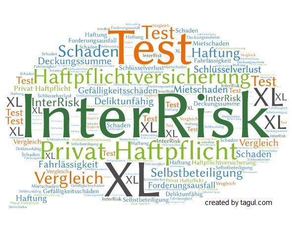 Test InterRisk Haftpflichtversicherung XL