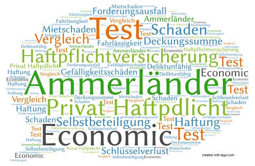Test Ammerlander Haftpflichtversicherung Economic