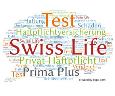 Test Swiss Life Haftpflichtversicherung Prima Plus