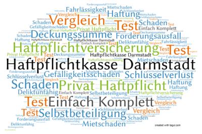 Test_ Haftpflichtkasse Darmstadt Haftpflichtversicherung Einfach Komplett