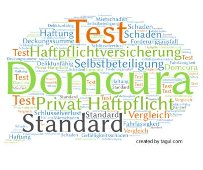 Test Domcura Haftpflichtversicherung Standard