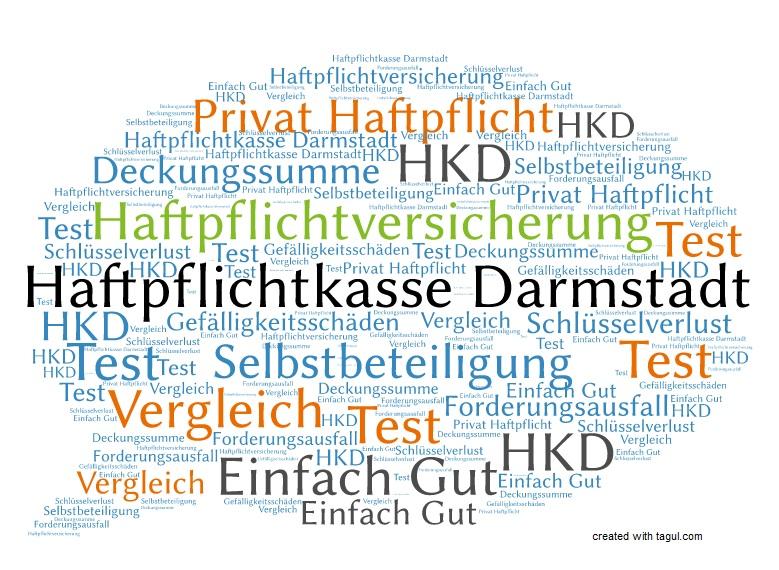 Test Haftpflichtkasse Darmstadt Haftpflichtversicherung Einfach Gut