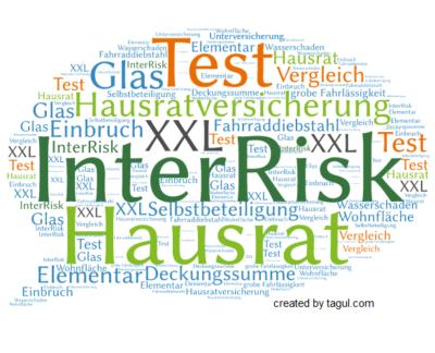Test InterRisk Hausratversicherung XXL
