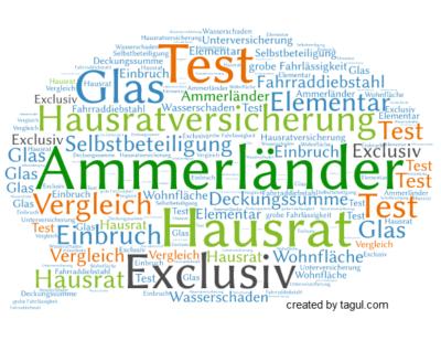 Test Ammerländer Hausratversicherung Exclusiv