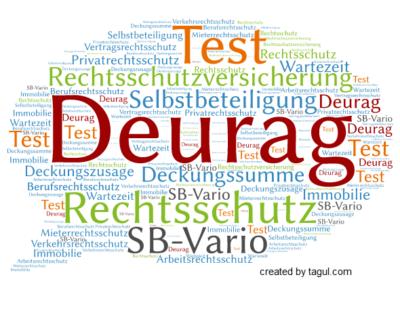 Test Deurag Rechtsschutzversicherung SB-Vario