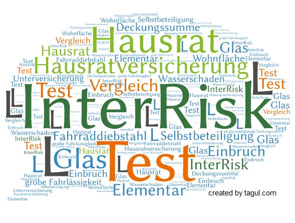 Test InterRisk Hausratversicherung L