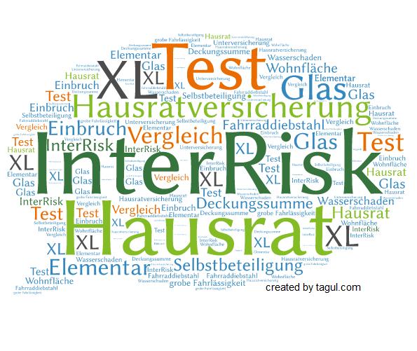 Test InterRisk Hausratversicherung XL