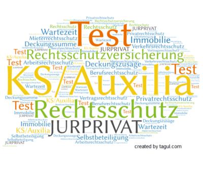 Test KS Auxilia Rechtsschutzversicherung Jurprivat