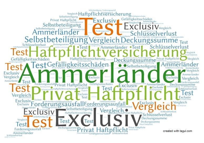 Test Ammerländer Haftpflichtversicherung Exklusiv