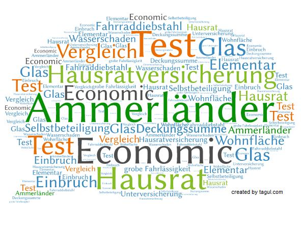 Test Ammerländer Hausratversicherung Economic