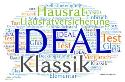 Test IDEAL Hausratversicherung Klassik