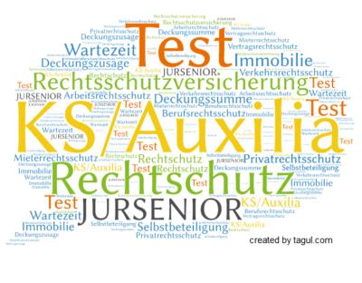 Test KS Auxilia Rechtsschutzversicherung Jursenior