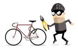 Hausratversicherung mit Fahrrad