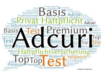 Test Adcuri Haftpflichtversicherung
