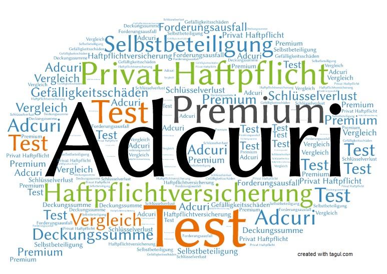 Test Adcuri Haftpflichtversicherung Premium