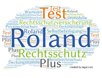 Test Roland Rechtsschutzversicherung