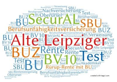 Test Alte Leipziger BU SecurAL BV10