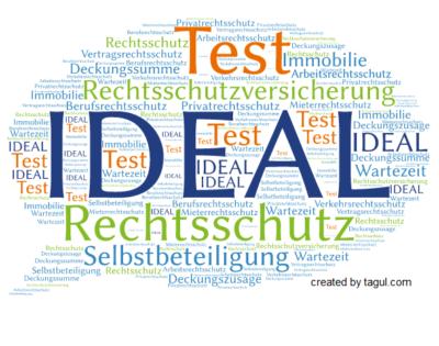 Test IDEAL Rechtsschutzversicherung