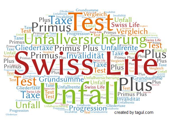Test Swiss Life Unfallversicherung